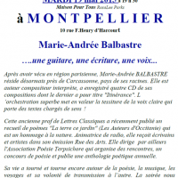 2015 Mab 19 Mai Montpellier